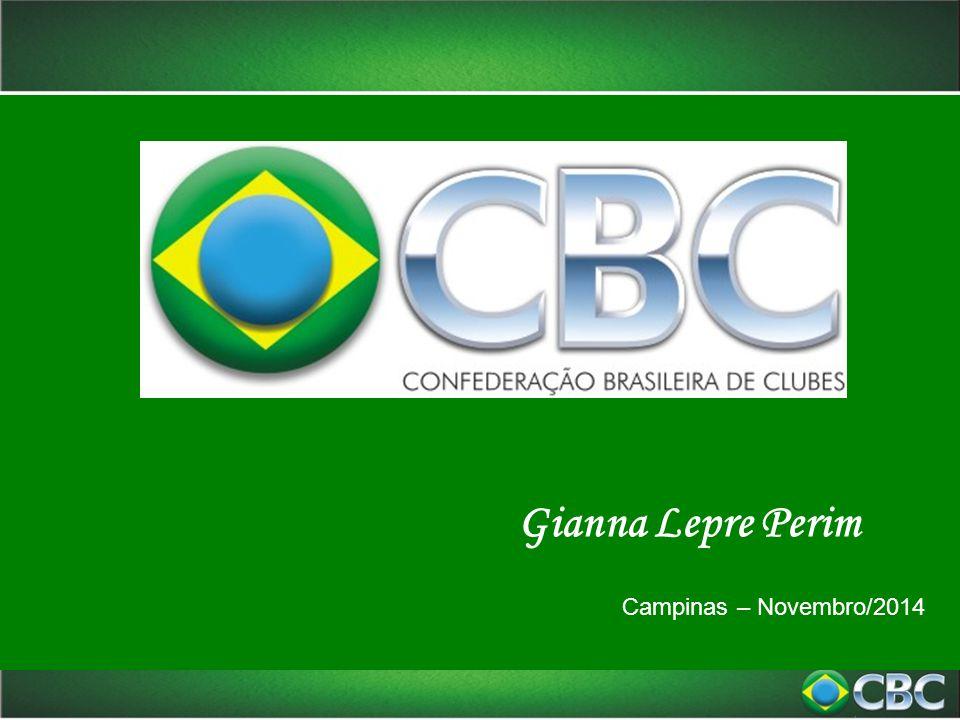 Campinas – Novembro/2014 Gianna Lepre Perim