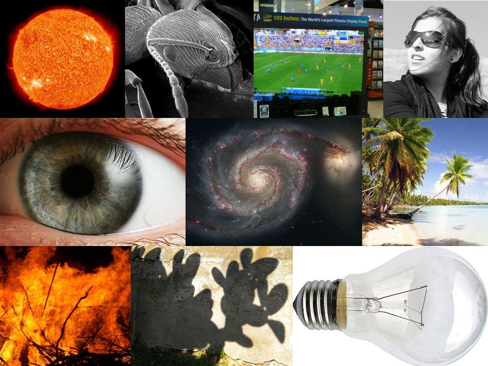 A palavra luz possui diversos sentidos, assim seu significado dependerá do meio social do qual estamos participando.