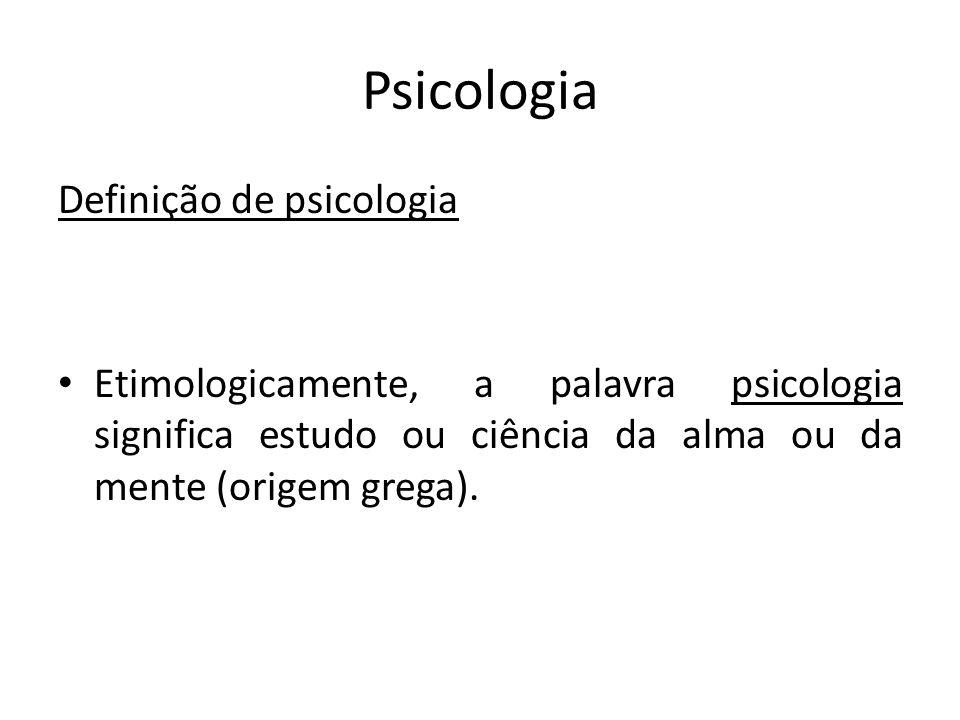 Questões da aula Para melhor definir o objeto de estudo da psicologia, aponte a alternativa que corresponde à definição de subjetividade.