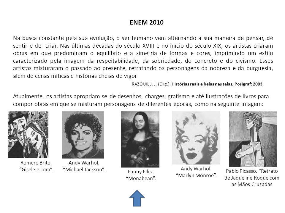 ENEM 2013 Própria dos festejos juninos, a quadrilha nasceu como dança aristocrática, oriunda dos salões franceses, depois difundida por toda a Europa.