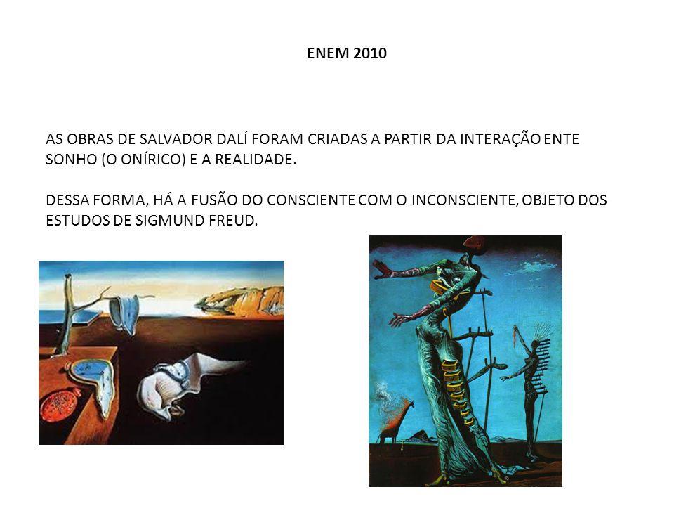 ENEM 2010 Após estudar na Europa, Anita Malfatti retornou ao Brasil com uma mostra que abalou a cultura nacional do início do século XX.
