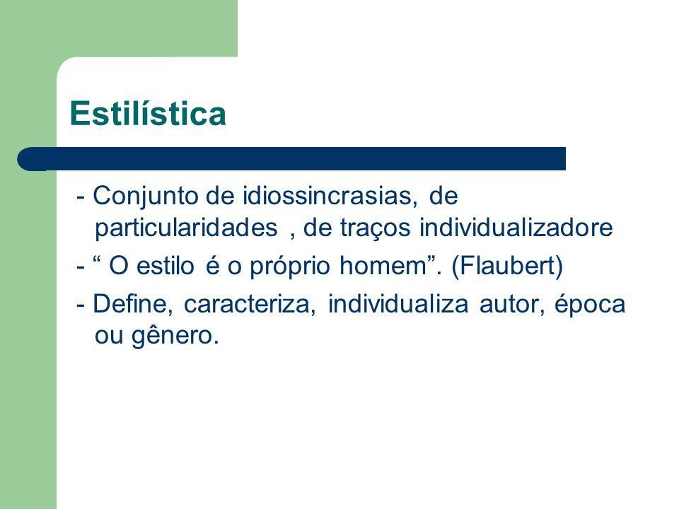 Classificação estilística (W.