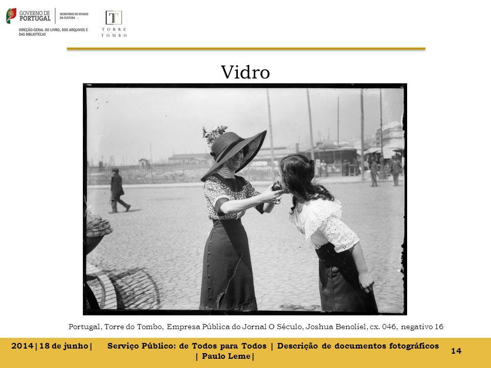 14 2014|18 de junho| Serviço Público: de Todos para Todos | Descrição de documentos fotográficos | Paulo Leme| Portugal, Torre do Tombo, Empresa Públi