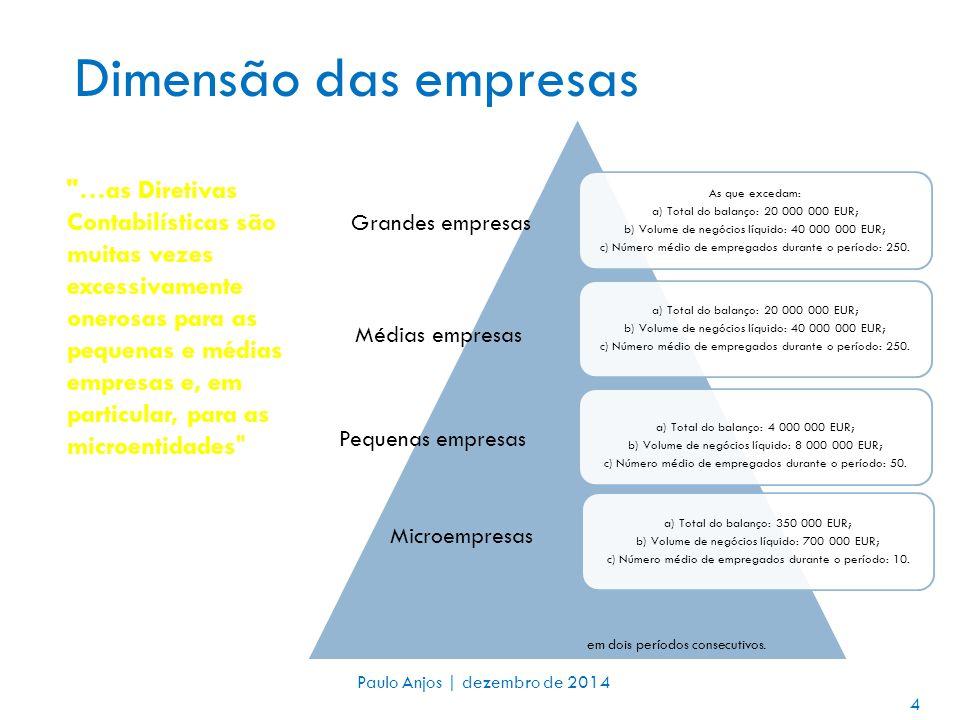 Questões e Debate 35 - Paulo Anjos   dezembro de 2014 35 -NOVA DIRETIVA SNC !!.