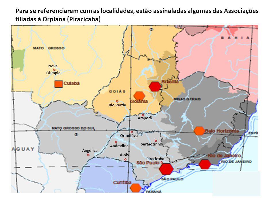 Para o Nordeste e Leste do Estado de São Paulo, no mesmo período, prevêem-se em média 10mm /dia e com possibilidades de boas contribuições ao Sistema Cantareira e Alto Tietê.