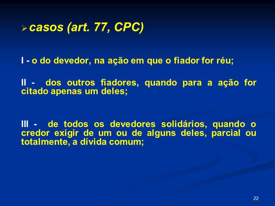 22   casos (art.