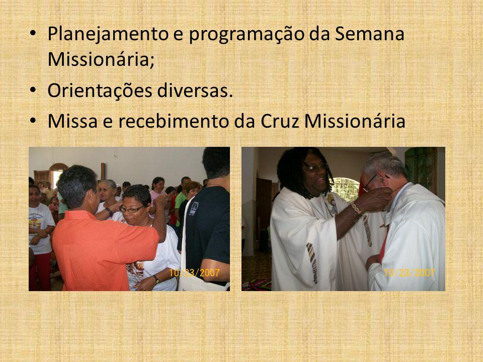 SANTAS MISSÕES POPULARES PARÓQUIA SÃO MIGUEL DE RIO PIRACICABA OBJETIVO GERAL Levar a todos o conhecimento da pessoa de Jesus Cristo e sua missão,despertando o gosto e amor pela missão.