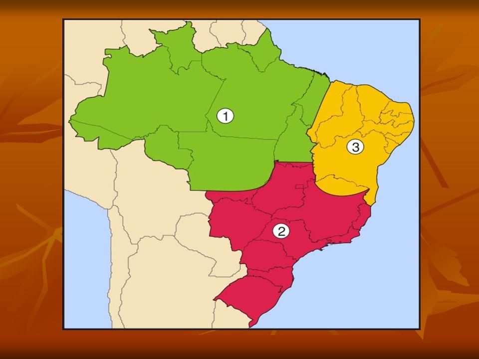 Maiores dados: Possui a maior Cidade: Sudeste (São Paulo) Maior Área: Norte Maior PIB: Sudeste Maior IDH: Sul Mais Estados: Nordeste Maior População: Sudeste Maior PIB per capita: Sudeste Maior Alfabetização: Sul Maior Densidade Demográfica: SudesteCidadeSudesteÁreaNortePIBSudesteIDHSulEstadosNordestePopulaçãoSudestePIB per capitaSudesteAlfabetizaçãoSulDensidade DemográficaSudeste