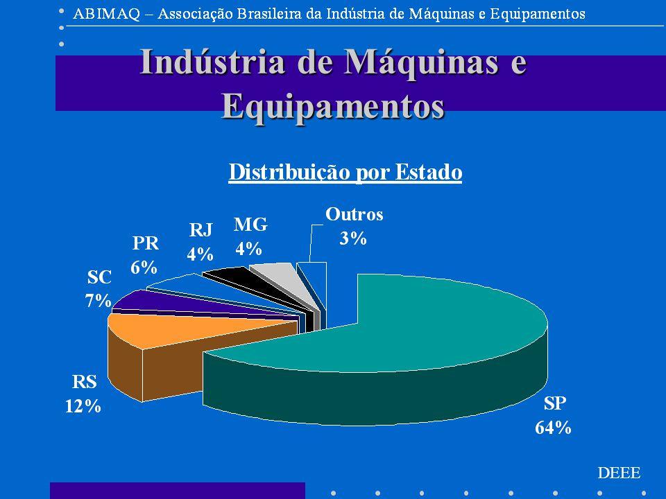 DEEE Indústria de Máquinas e Equipamentos