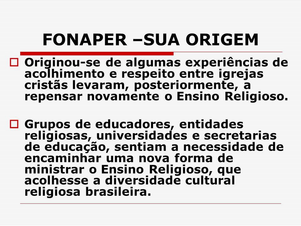 EVENTOS  II Congresso Brasileiro de Professores do ER 11 a 13 de setembro de 2002, em São Leopoldo-RS, na Universidade do Vale dos Sinos (UNISINOS).
