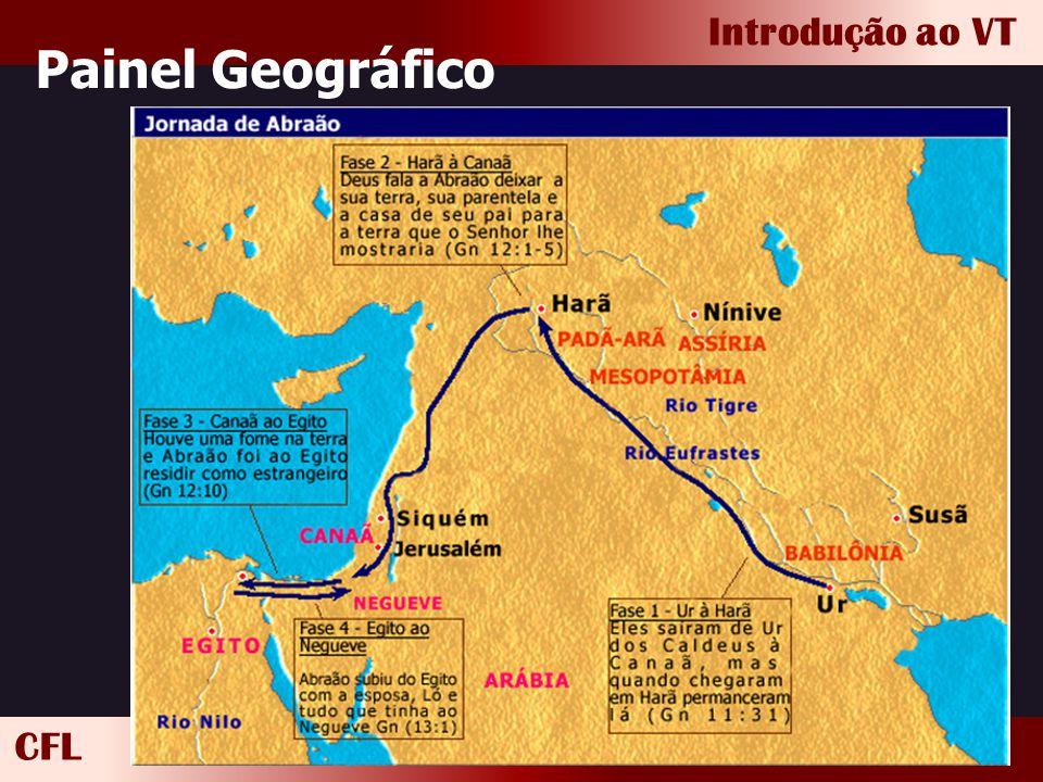 CFL Introdução ao VT Painel Geográfico