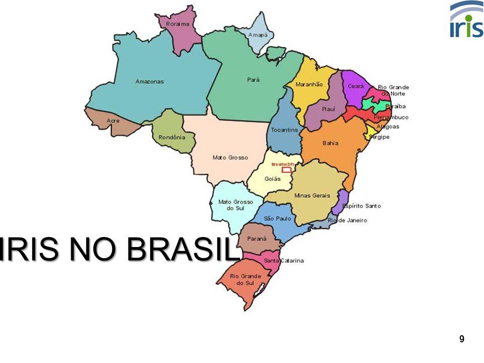 9 IRIS NO BRASIL