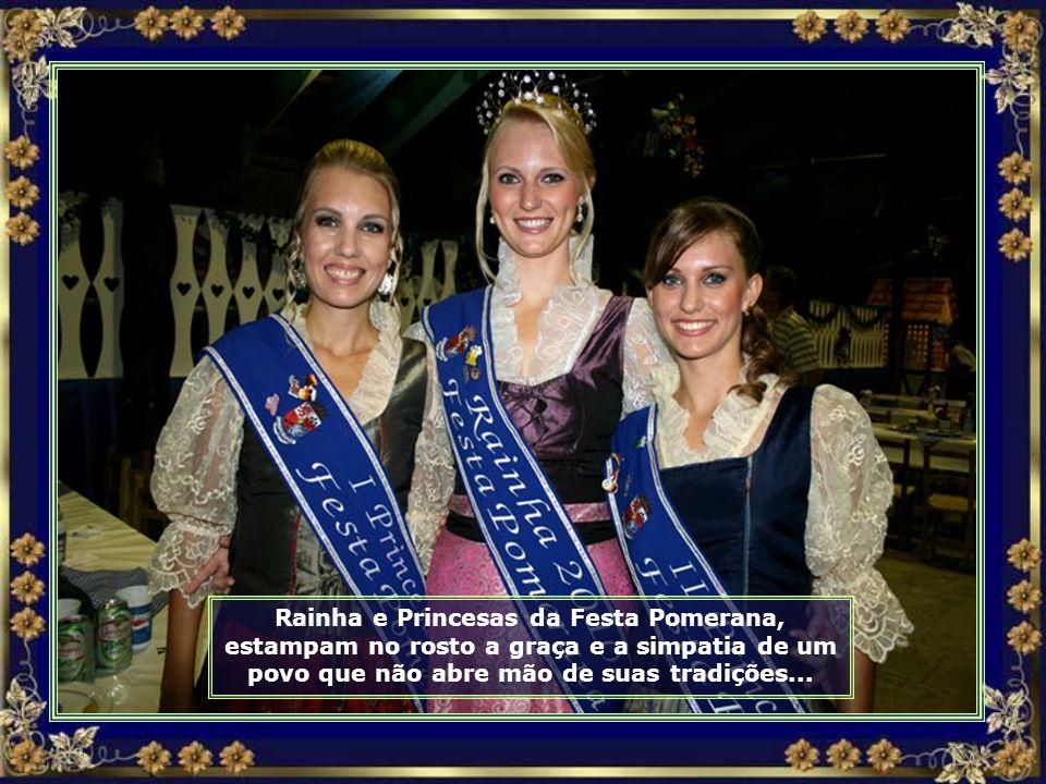 Um lugar de gente bonita, mesmo dos seus descendentes, Pomerode se orgulha em poder representar um pedacinho da Alemanha em território brasileiro...