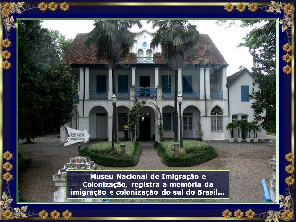 Com quase 500.000 habitantes, Joinville se destaca pela arquitetura de seus prédios em estilo europeu...