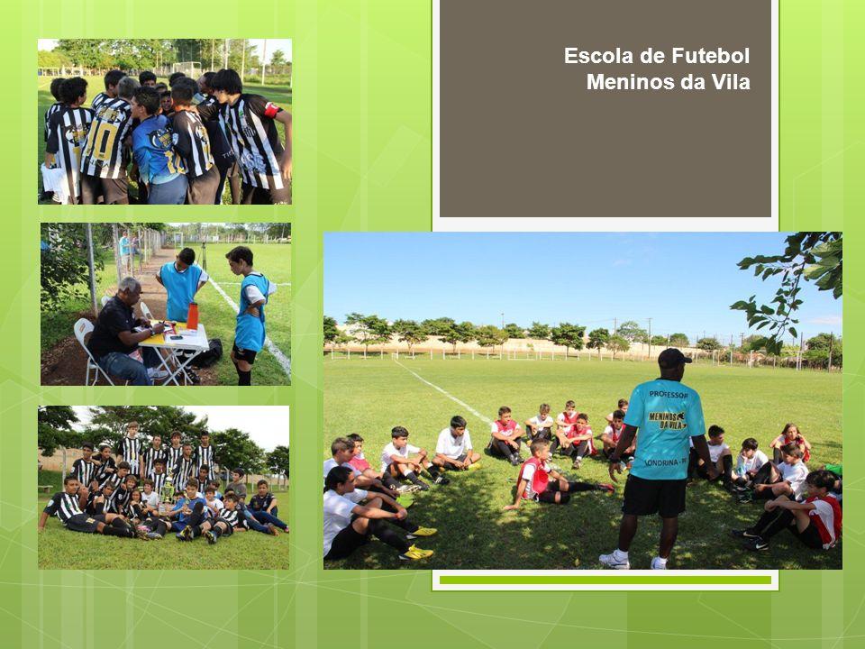 Escola de Futebol Meninos da Vila