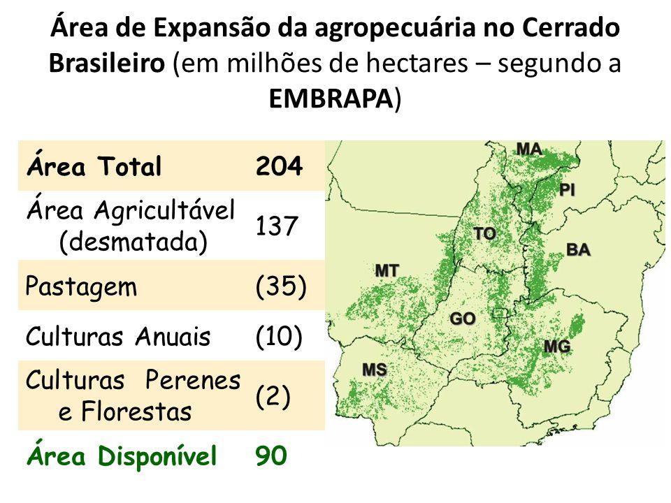 Mata Atlântica Área: abrangia originalmente 1.315.460 km² no território brasileiro.