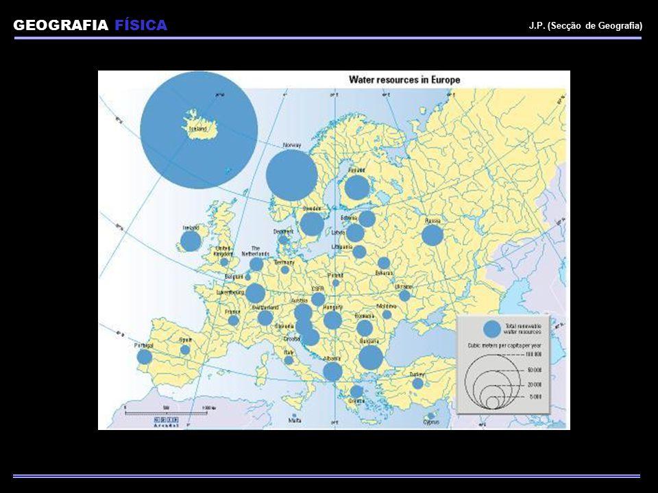 GEOGRAFIA FÍSICA J.P. (Secção de Geografia)