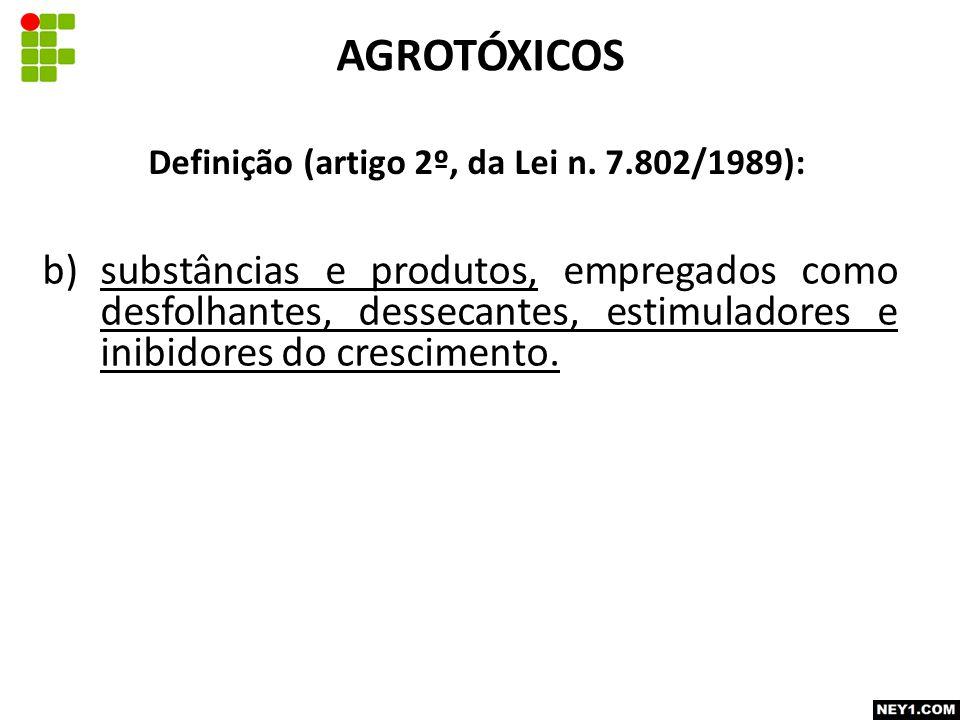 Definição (artigo 2º, da Lei n.