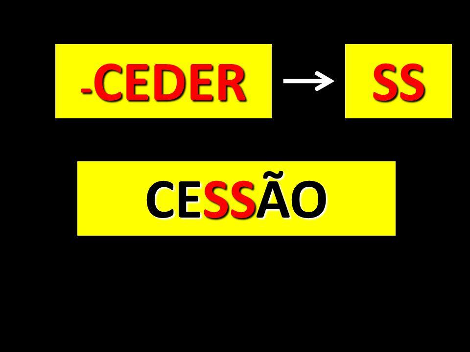 CESSÃO - CEDER SS
