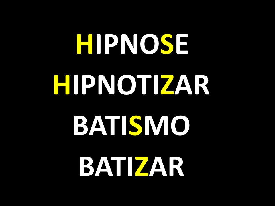 S BATISMO Z HIPNOTIZAR HIPNOSE Z BATIZAR