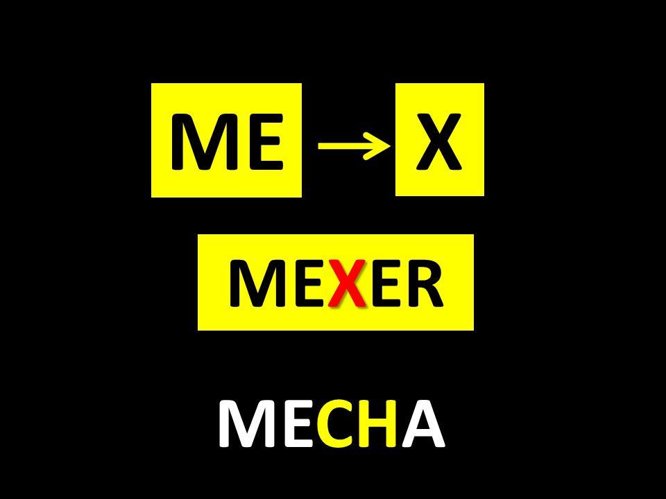 X MEXER CH MECHA XME