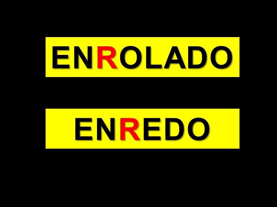 ENROLADO ENREDO