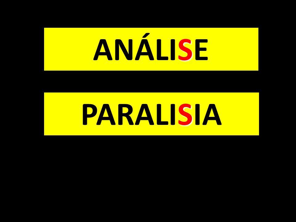 S ANÁLISE S PARALISIA