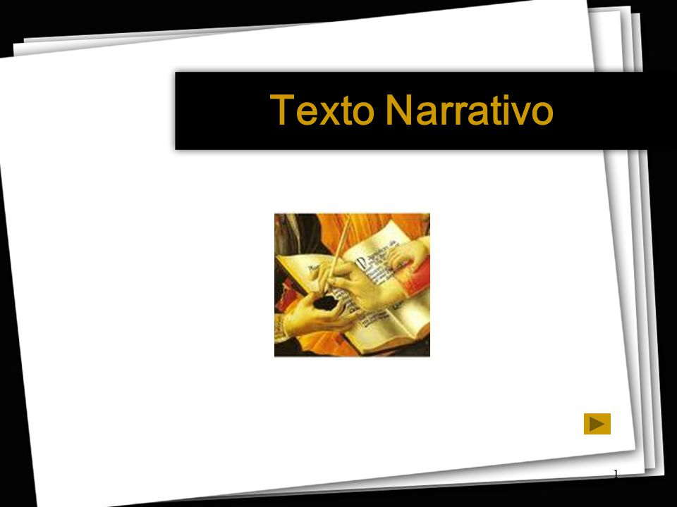 1 Texto Narrativo