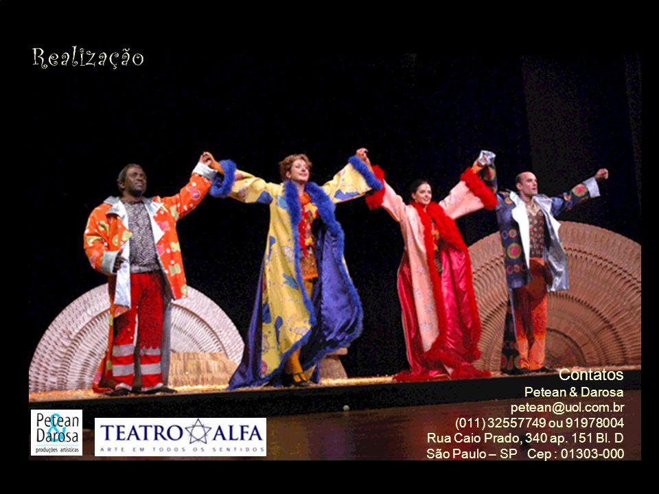 Contatos Petean & Darosa petean@uol.com.br (011) 32557749 ou 91978004 Rua Caio Prado, 340 ap.