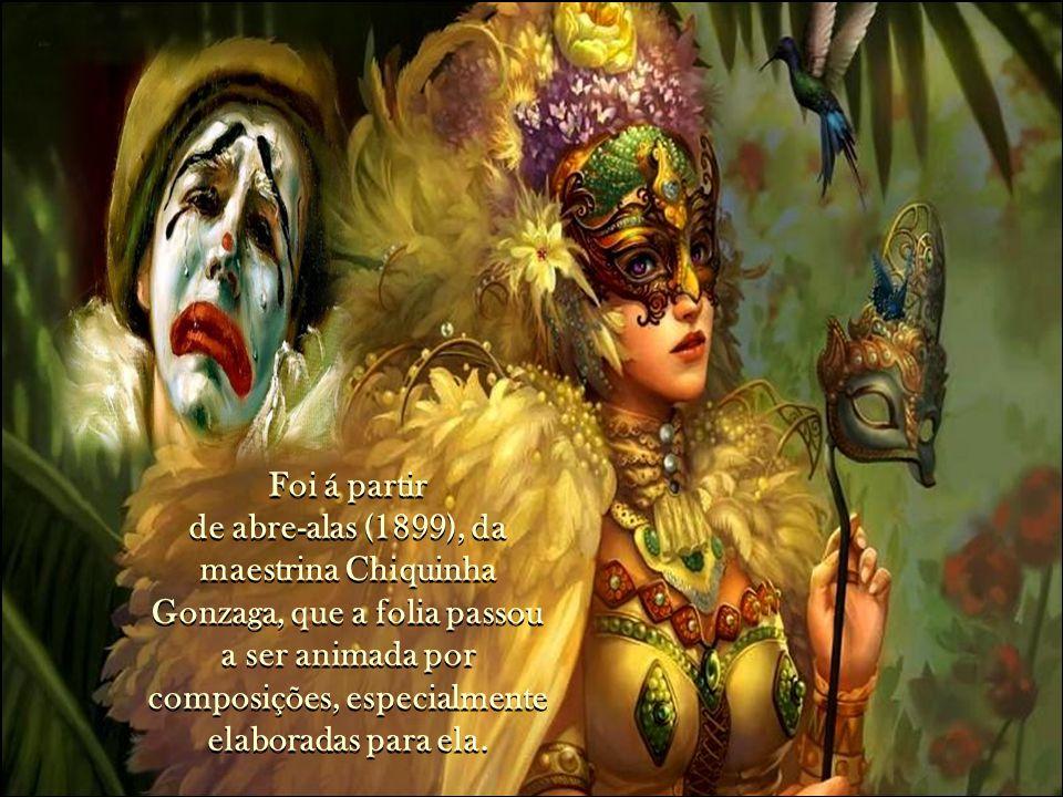 Em 1929 com a fundação da primeira escola de samba. (Deixa Falar), no bairro carioca de Estácio, o carnaval passou a ter como ponto alto o desfile des