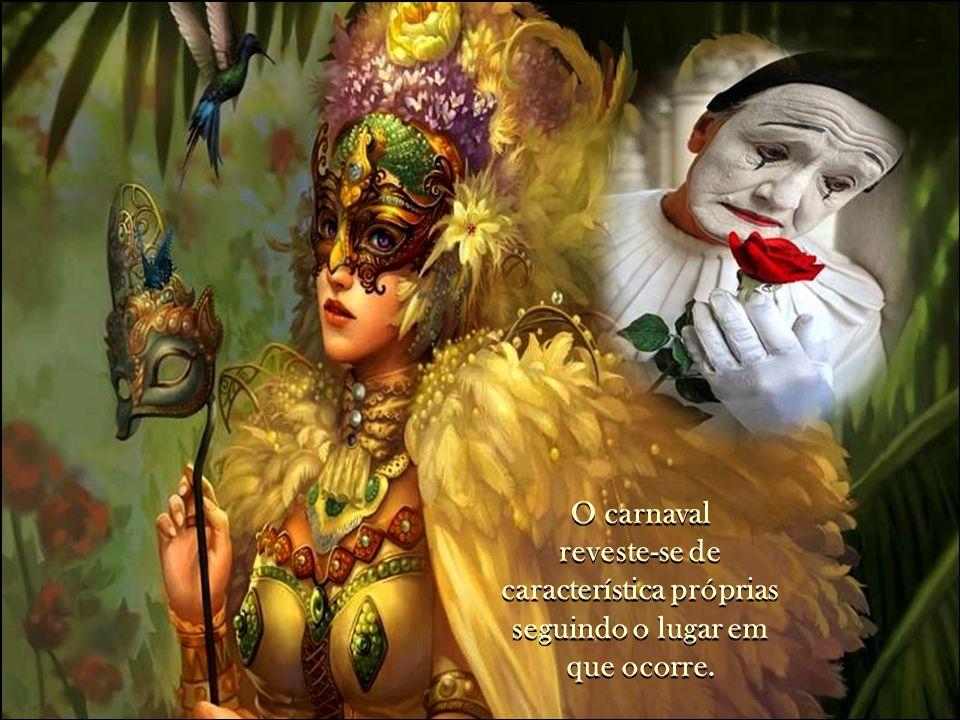 São a marcha-rancho o samba, a marchinha a batucada, e o samba-enredo no Rio de Janeiro, e o frevo de rua ou de salão característico, do carnaval Pern