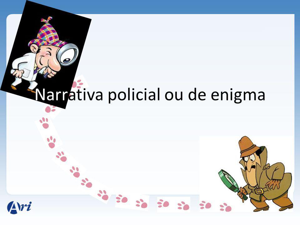 Narrativa policial ou de enigma