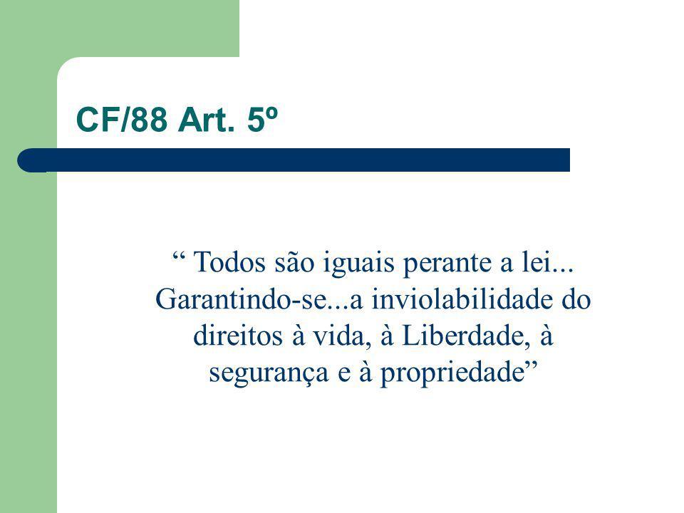 OBJETIVOS DO ESTADO DEMOCRÁTICO DE DIREITO II. A Cidadania; III.