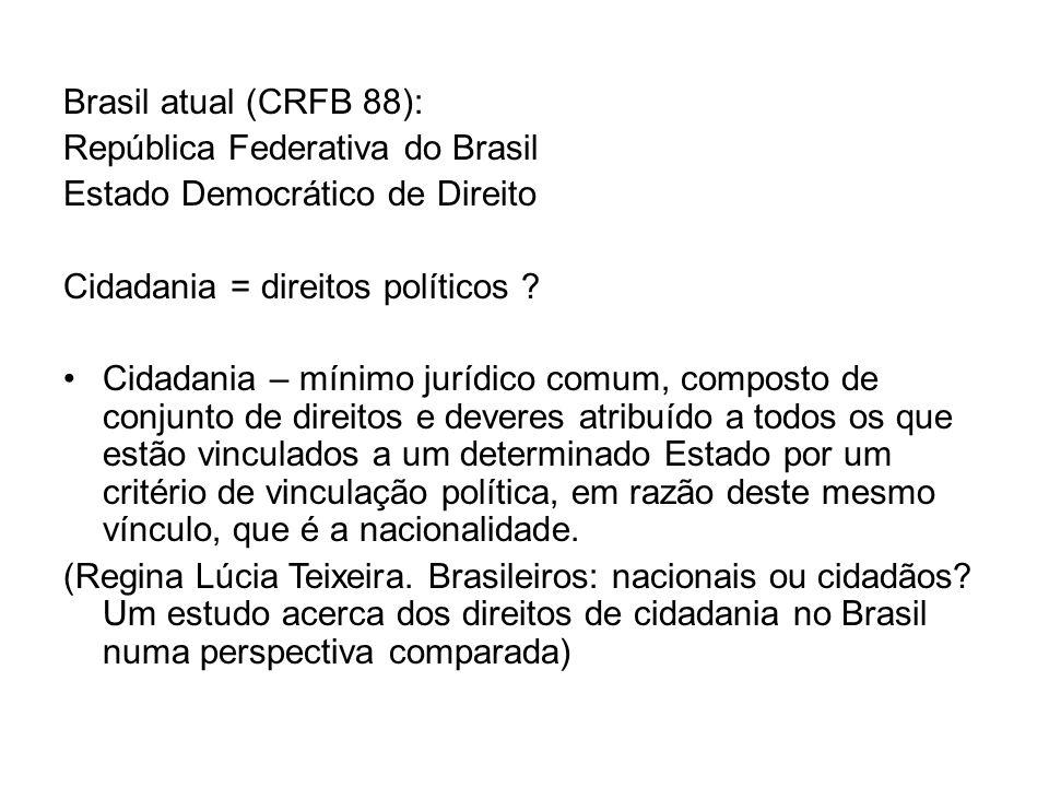 § 3º - São condições de elegibilidade, na forma da lei: I - a nacionalidade brasileira; II - o pleno exercício dos direitos políticos; III - o alistamento eleitoral; IV - o domicílio eleitoral na circunscrição; V - a filiação partidária; RegulamentoRegulamento VI - a idade mínima de: a) trinta e cinco anos para Presidente e Vice-Presidente da República e Senador; b) trinta anos para Governador e Vice-Governador de Estado e do Distrito Federal; c) vinte e um anos para Deputado Federal, Deputado Estadual ou Distrital, Prefeito, Vice-Prefeito e juiz de paz; d) dezoito anos para Vereador.