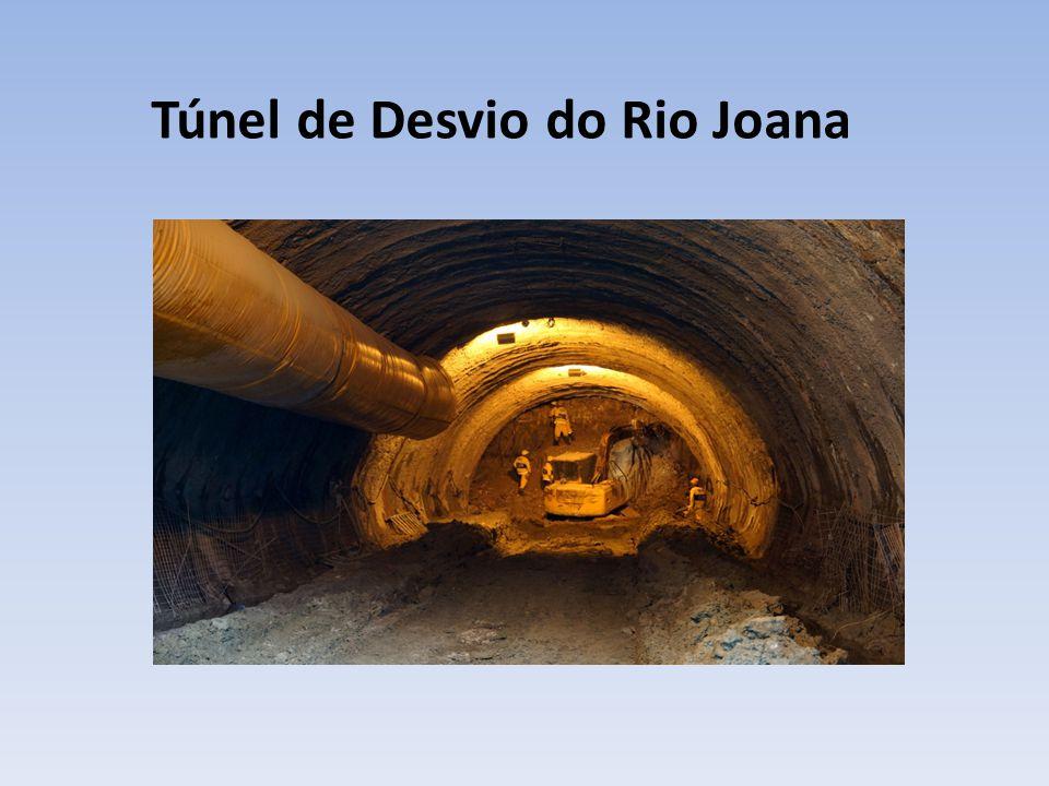 Túnel de Desvio do Rio Joana