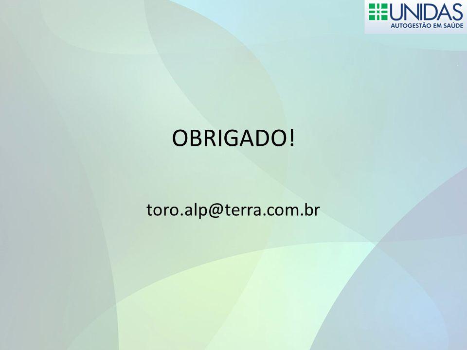 OBRIGADO! toro.alp@terra.com.br