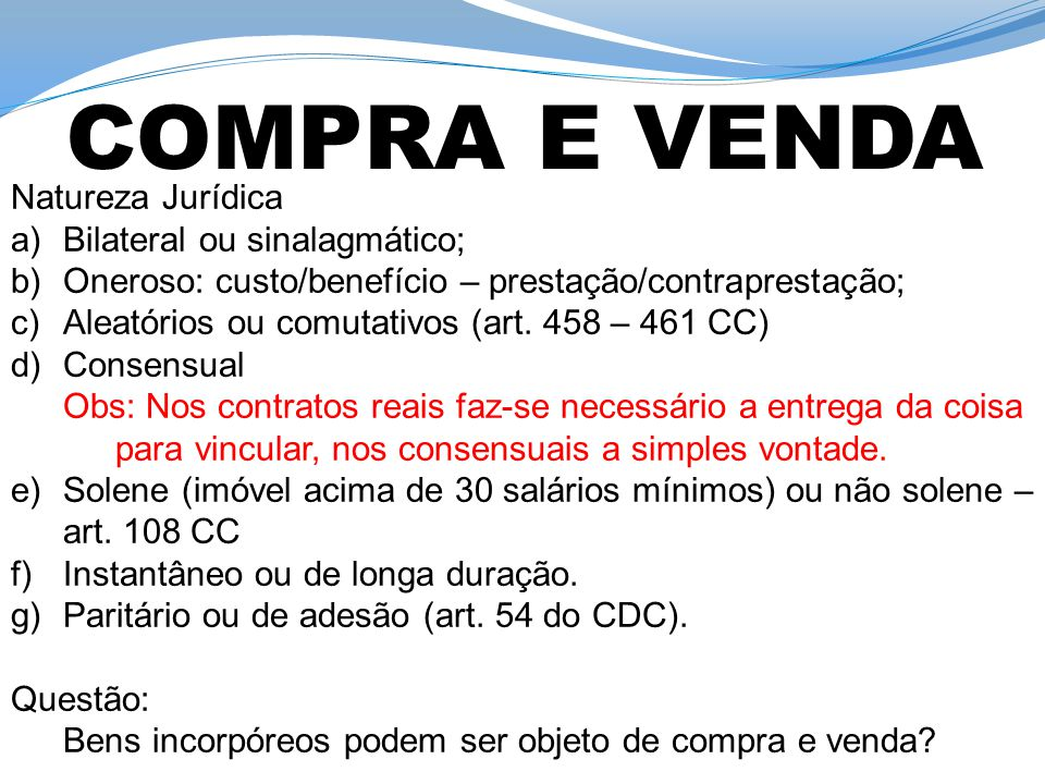 4ª - Venda sobre documento ou trust receipt Art.529.