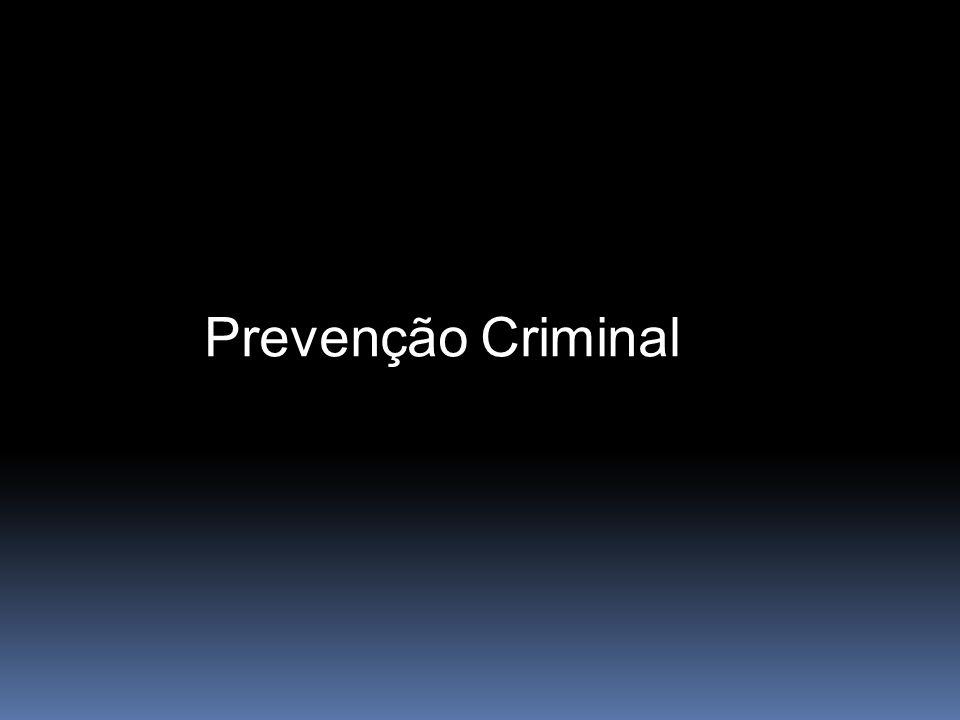 Prevenção Criminal
