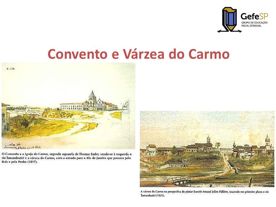 Convento e Várzea do Carmo