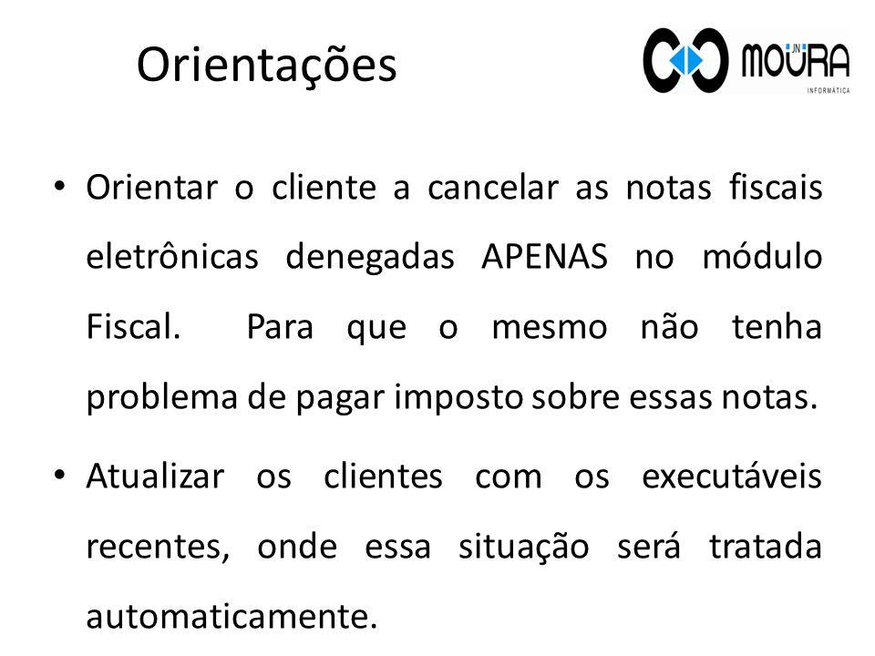Dúvidas? Acesse o site www.jnmoura.com.br e conecte-se ao suporte on-line. 07/05/2012