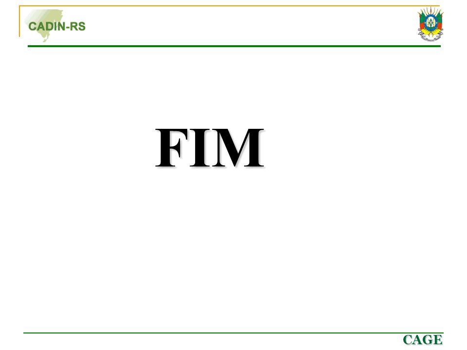 CAGE FIM