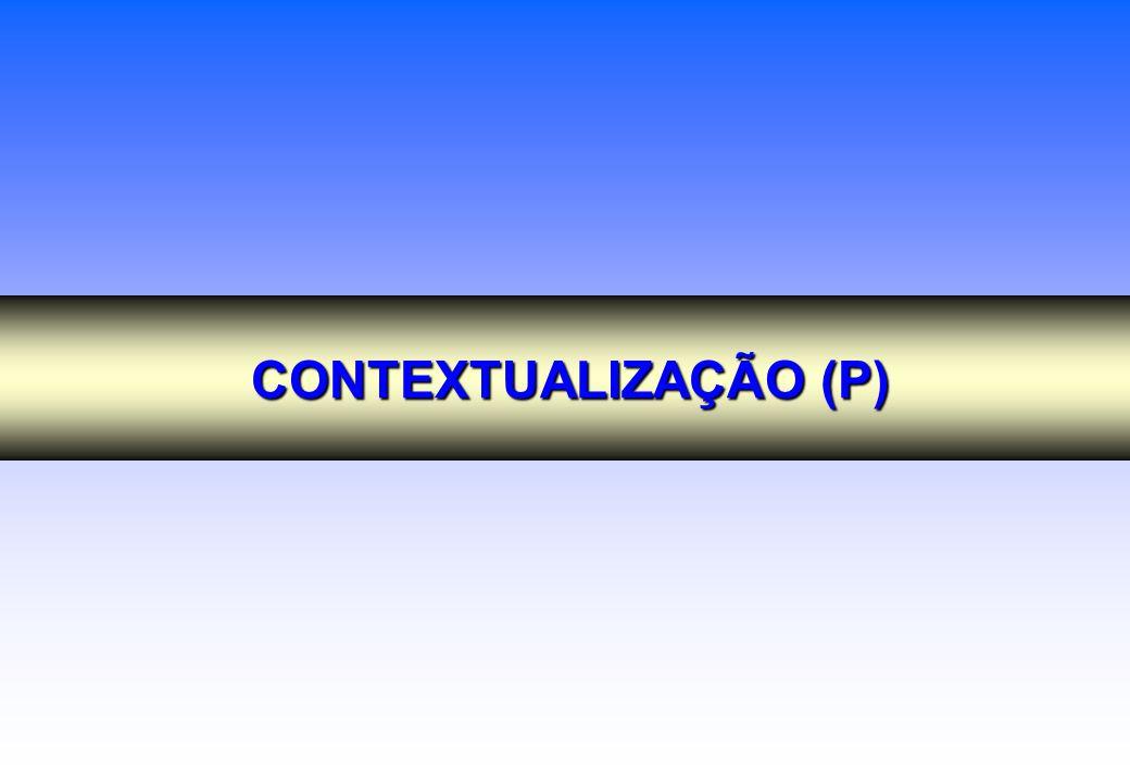 CONTEXTUALIZAÇÃO (P)