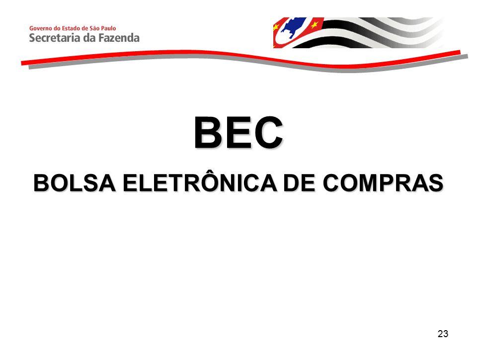 23 BEC BOLSA ELETRÔNICA DE COMPRAS