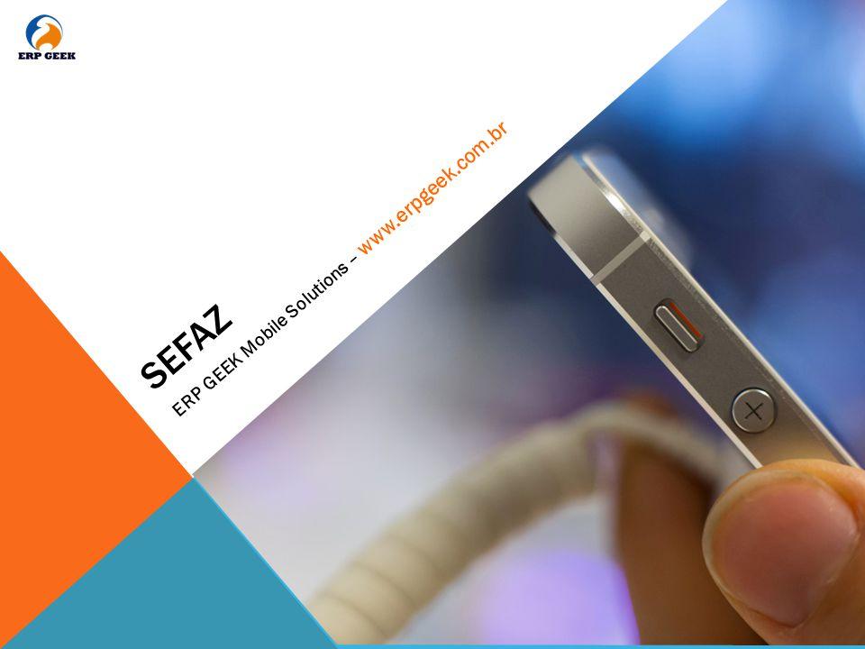 A ERPGeek criou 2 aplicativos para que todos os usuários que precisam ter um acompanhamento/monitoramento constante dos servidores da SEFAZ(NF-e, CT-e e MDF-e) possam realizar as ações a qualquer hora e em qualquer lugar, sem a necessidade de possuir certificado.