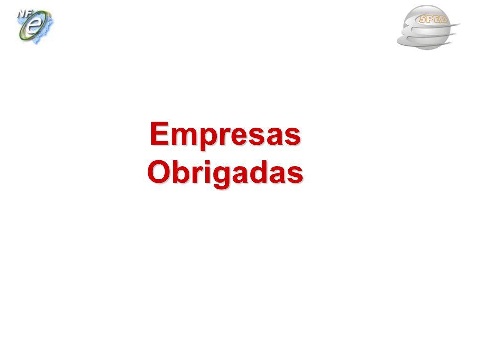  Protocolo ICMS 42 ;  Estabelece a obrigatoriedade pelo critério de CNAE;  Empresa enquadrada no Simples Nacional não está excluída da obrigatoriedade;  A partir de 1º de dezembro de 2010, os contribuintes que, independentemente da atividade econômica exercida, realizem operações destinadas a Administração Pública direta ou indireta Obrigatoriedade