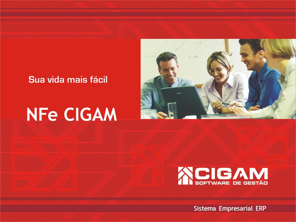 Sistema Empresarial ERP NFe CIGAM