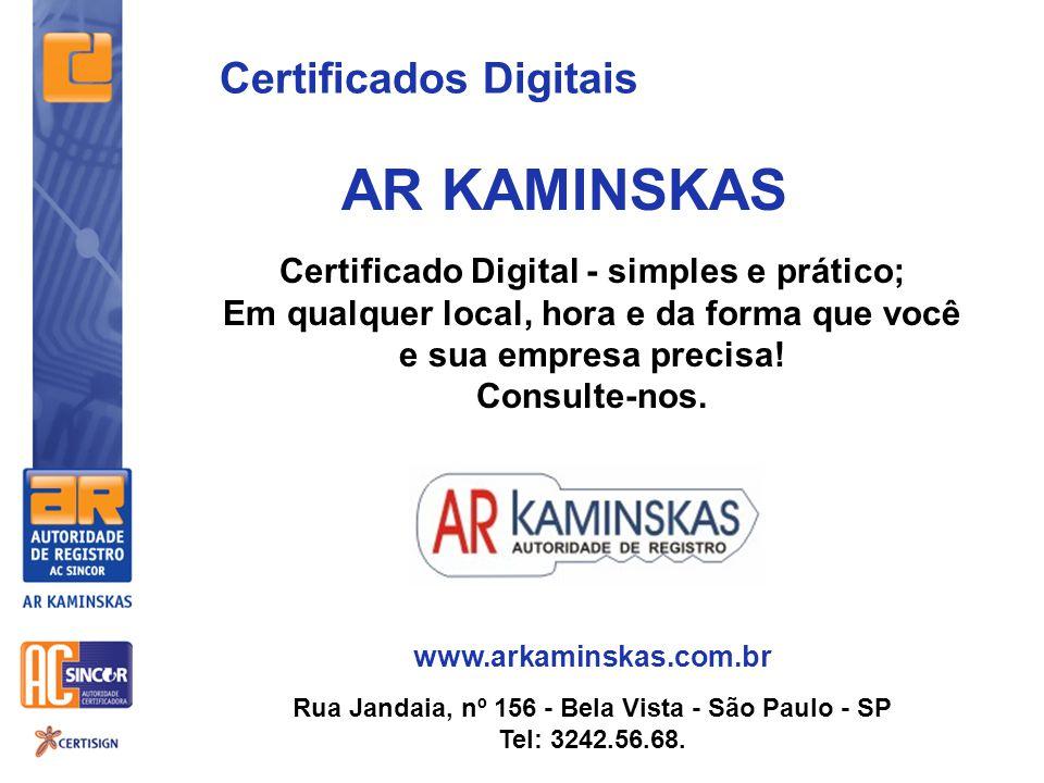Certificado Digital - simples e prático; Em qualquer local, hora e da forma que você e sua empresa precisa! Consulte-nos. Local para o logotipo da Cor