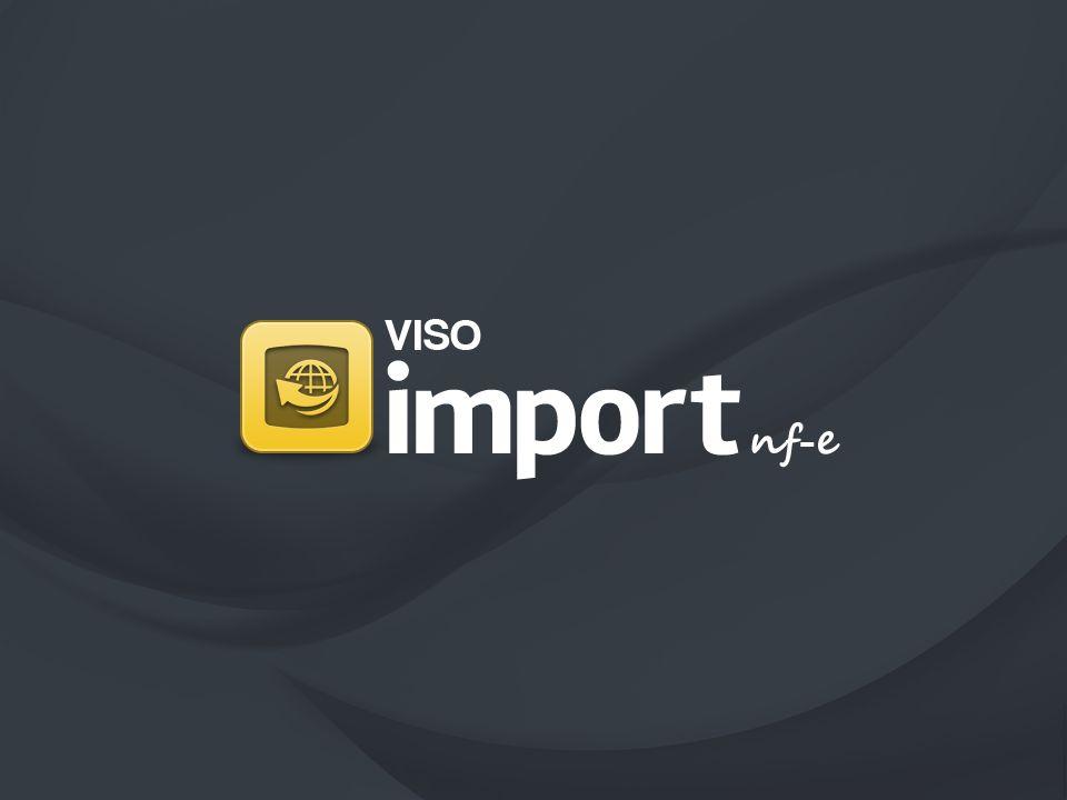O VISOimport NF-e O sistema gera arquivos que possibilitam a emissão da NF-e de Importação, a partir dos dados da Declaração de Importação (DI), registrada no Siscomex.