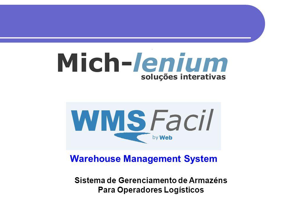 Objetivos Permitir um eficaz controle sobre os produtos, identificando suas localizações e volumes ocupados no armazém; Automatizar os processos de armazenamento e retirada dos produtos; Controlar custos com armazenagem e movimentação dos produtos.
