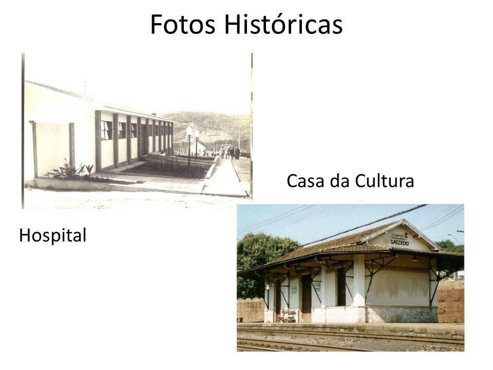 Fotos Históricas Hospital Casa da Cultura